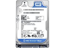 """Твърд диск мобилен WD Blue 2.5"""" 1TB 8MB 5400RPM SATA ST500LT012"""