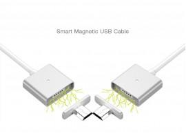 МАГНИТЕН USB кабел със светлинна индикация