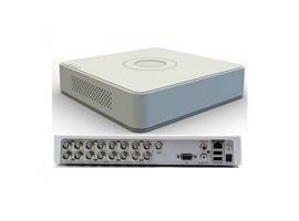 16-канален четирибриден HD-TVI/AHD/CVI цифров рекордер - DS-7116HQHI-F1/N