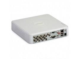 8-канален четирибриден HD-TVI/AHD/CVI цифров рекордер - DS-7108HQHI-F1/N