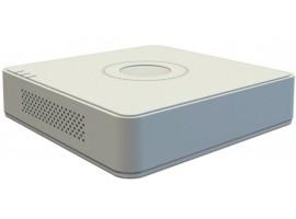 4-канален мрежов рекордер/сървър с 4 вградени PoE порта (max 35W) - DS-7104NI-SN/P