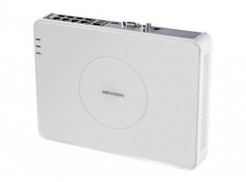 8-канален мрежов рекордер/сървър с 8 вградени PoE порта (max 100W) - DS-7108NI-SN/P