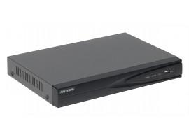 4-канален мрежов рекордер/сървър с 4 вградени PoE порта (max 50W) - DS-7604NI-E1/4P/A