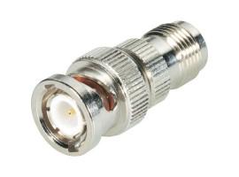 BNC конектор за кримпване (за работа с микро-коаксилаен кабел)