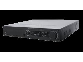 32-канален мрежов рекордер/сървър с 16 вградени PoE порта (max 200W) - DS-7732NI-E4/16P